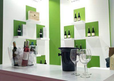 Uclés barra vinos