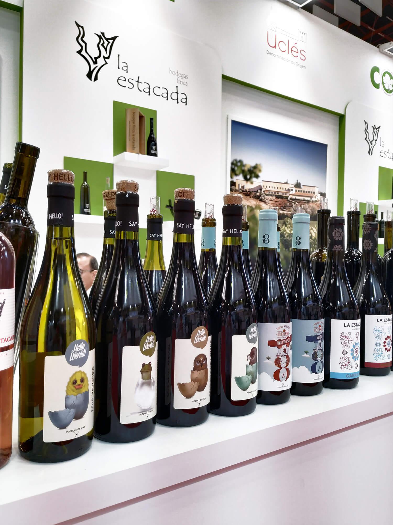 Uclés vinos