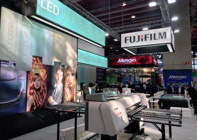 Interior stand Fujifilm