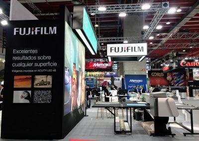 Lateral stand fujifilm