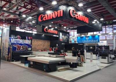 Stand Canon 2