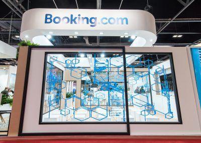Booking.com paneles