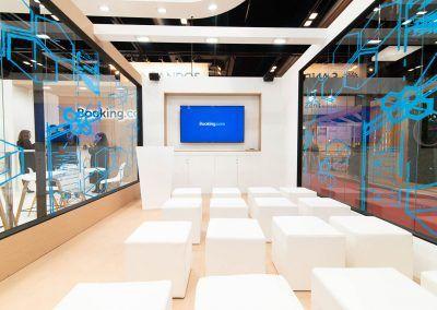 Booking.com sala